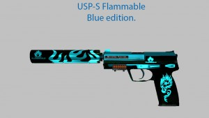 USP-S Flammable
