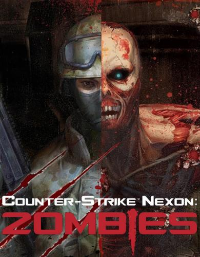 Counter Strike Zombie Nexon - обложка